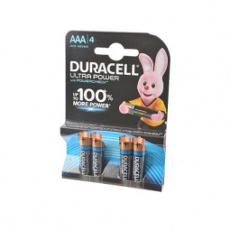 Duracell LR03  Ultra Power BL4