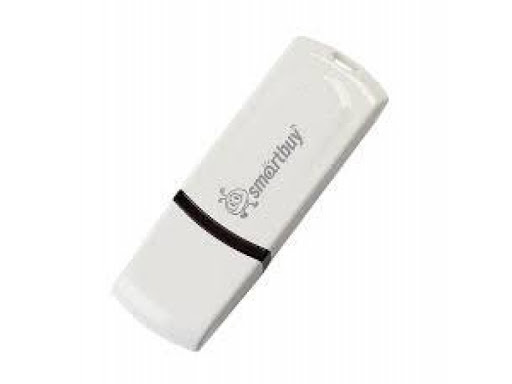 USB Flash Smart Buy 64Gb Paean White